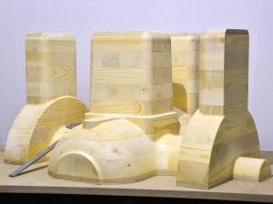 деревянная оснастка для литья