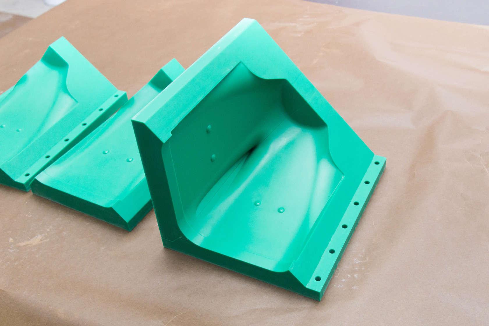 изготовление матрицы из стеклопластика своими руками