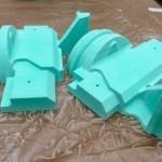 Машиностроительное литье, литье алюминия, литейная оснастка, проектирование оснастки, изготовление оснастки, литье в ХТС, оснастка из модельного пластика, модельная доска, плиты из модельного пластика, фрезеровка, литейные модели, оснастка