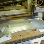 ЧПУ, алюминий, отливка, Д16БТ, оснастка, форма