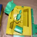 модельная оснастка, модельный пластик, ЧПУ