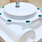модели, литейная оснастка, литье, модельная оснастка, модельный пластик, ИЧХ28Н2